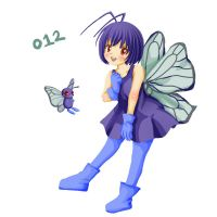 butterfree by 649pokemonchallenge