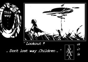 Don't lostway,children by xxxsai