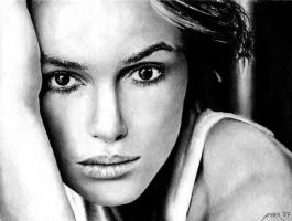 Kiera Knightley No.2 by amberj8