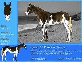 IEC Freedom Reigns by Throughgrace