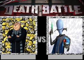 Death Battle Idea 3 by WeirdKev-27