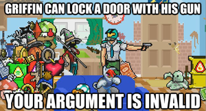 [INSERT YOUR ARGUMENT HERE] = INVALID by SuperApartmentBros