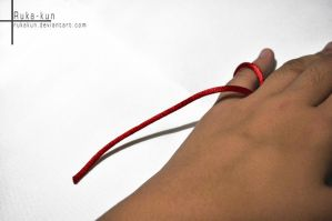 That Damned Red String II by rukakun