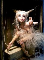Ballerina BJD by cdlitestudio