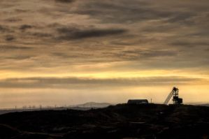 Copper Mining by CharmingPhotography