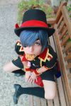 Ciel Phantomhive - Strawberry by AriB-Rabbit