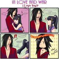 In Love and War - I Love You? by Miisu