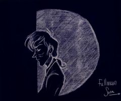 Remus the Werewolf by Alatariel-Amandil