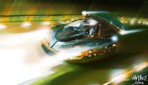 AirCraft by Pierrick