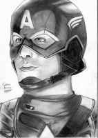 Captain America by matt123chez