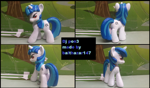 Dj Pon3 blindbag by balthazar147