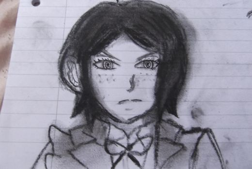 Mukuro Danganronpa by Fran48