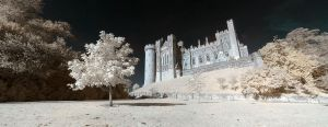 Arundel Castle Front by wreck-photography