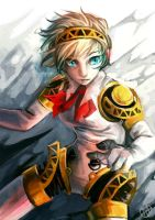 Aigis - Persona 3 by 4th-reset