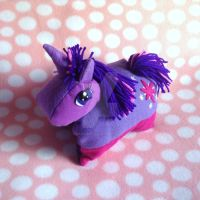 My Little Pony Twilight Sparkle Pillow Pet by MadameWario