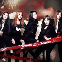 Wonder Girls - Wonder Best by H-Diddy