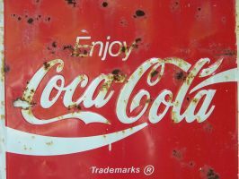 old coke sign stock by WKJ-Stock