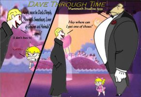 Dave Through Time I by LilTeri