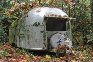 Vintage Airstream by finhead4ever