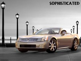 Cadillac XLR by UnlockableDreams