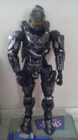 Halo 4 Master Chief Play Arts Figure by spaceman022