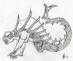 Fish Out Of Water Revised by Dragon-Storm