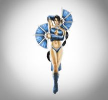 Kitana Mk9 alt. Render by SrATiToO