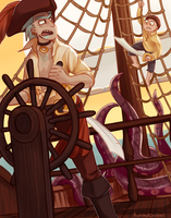 Pirates by twistedCaliber