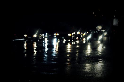 Car Lights by ImpossiblePerfection