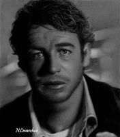 Simon Baker..Patrick Jane.. The Mentalist by NLevaschuk
