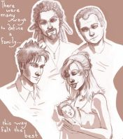 sga: the team, the family by rimorob