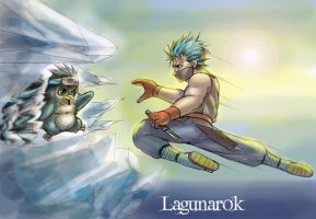 Hynich vs Pinguin yukikage by lagunarok