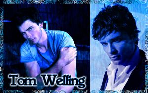 Tom Welling Wallpaper 2 by CertainlyLostFameGal