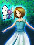 Dress designing with Butterfree by Emesbury1397