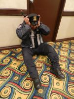 Anime Los Angeles 2015 Resident Evil PTSD by Demon-Lord-Cosplay
