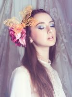 Madame Butterfly by Queen-Kitty