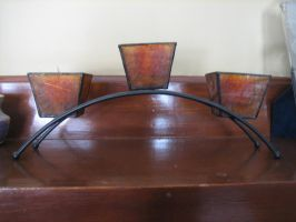 Candle Holder by Artemis-Stock