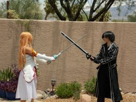 Sword Fight by Midnight-Cosplay