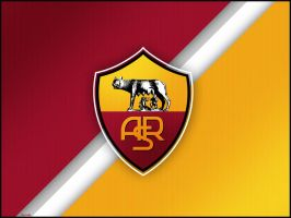 AS Roma by HassaNl