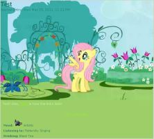 Fluttershy Theme for Jiru-Chan by RoyGBiv-MLP
