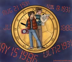 BttF the Game by Tenshi-Inverse
