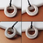Round necklace by BDSart