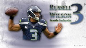 Russell Wilson by BeAware8