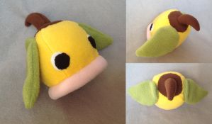 Weepinbell Plush by Plush-Lore