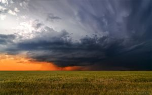 The Boise City Mothership by MattGranzPhotography
