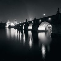 Charles Bridge, Study 6 by kapanaga