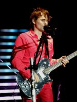 Matt Bellamy Muse Live by forever-green