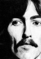 George Harrison by Sabdi