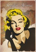 Marylin Monroe by Vincent-Pinon