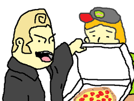 Pizzza? by ldn221